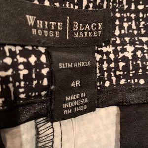White House Black Market Pants - Cropped pants